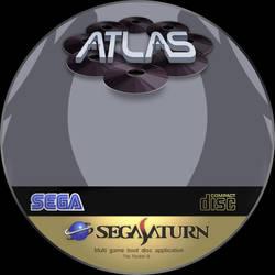 CDlabel saturn tools atlas by Anarkhya