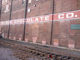 Wilbur Chocolate Company by DarkWaltzFairy