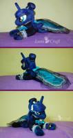 Princess Luna tiny mlp plush by LanaCraft