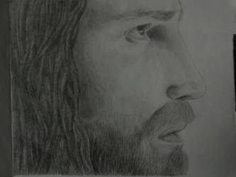 Jesus Christ by yin0611