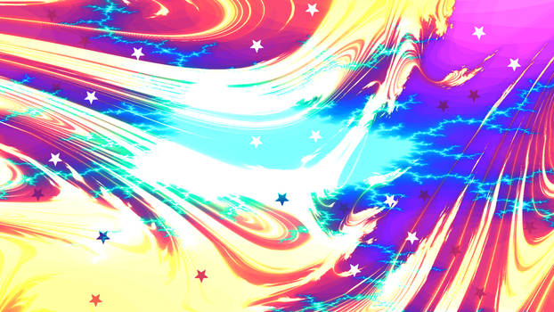 Bright Colors of the Universe by RubintheHorse