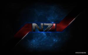 N7 wallpaper by GuardianoftheForce