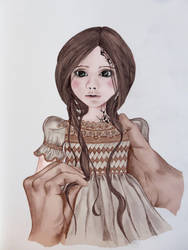 Porcelain by sarah-lou-mary