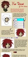Hair Coloring Tutorial by HatterMadness