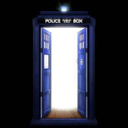 TARDIS open by Vashar23