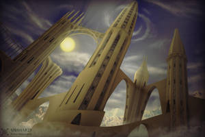 Towers by Vashar23