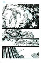 MARVEL Sequentials Page 2 by danielpicciotto