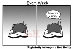 Exam Week by Son23