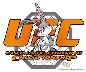 Pernalonga UFC by HelberS