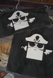 pirates del mar by scrape