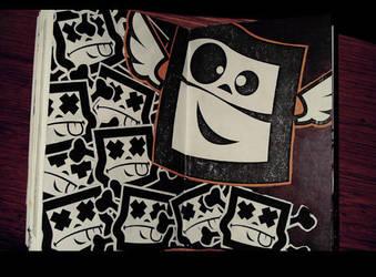 black book by scrape