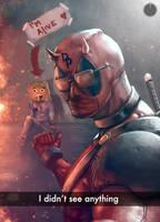 Deadpool ? by SemperII
