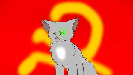 Needletail the Communist by TheRealBramblefire