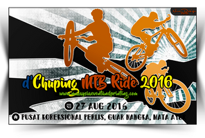 Chuping Events MTB Ride 2016 by carnine9