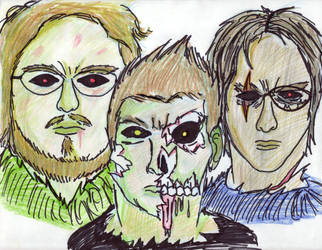 Mountain Zombies by Chaosbringer12