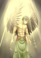 Wingless Beast by lazendar