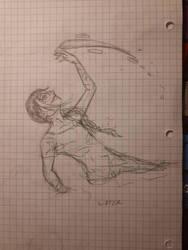 Sketch by Wind-of-spirits