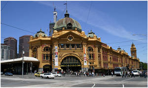 Flinders Street by aare