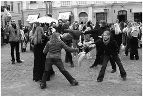 Pillow Fight: Duel by aare