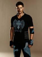 WWE - My OC, Damien Everheart by KamenRiderReaper