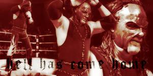 WWE - Kane's Return by KamenRiderReaper