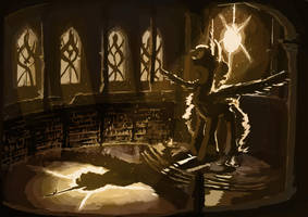 Library by Plainoasis