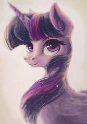 Twi Portrait by Plainoasis