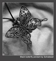 black butterfly by bodaszilvia