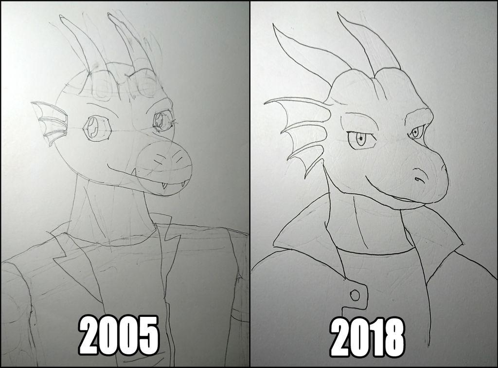 Improvement - 2005 vs. 2018 by SeanPowers