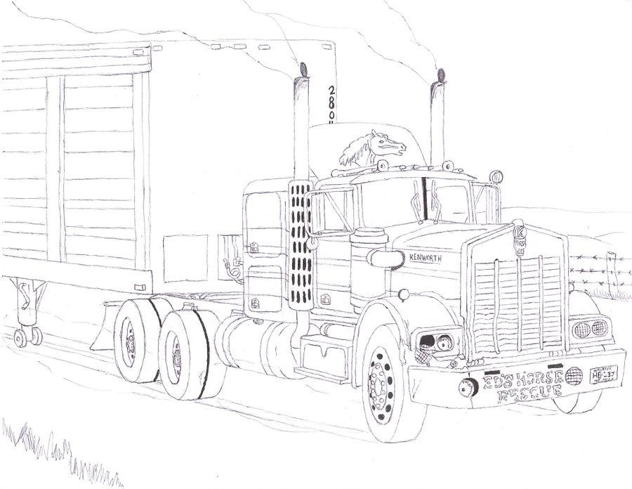 Mack Straight Trucks
