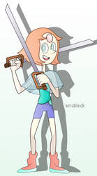 Young Pearl by MrCbleck
