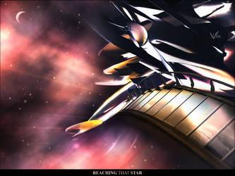 Reaching that star by vert3x