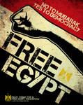 FREE EGYPT Poster by luvataciousskull