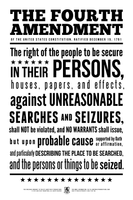 The Fourth Amendment by luvataciousskull