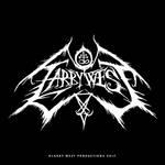 Larry West Black Metal Logo by luvataciousskull