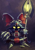 Bat Veigar by MartinCi
