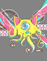 Octopussy by neviru
