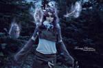 - Owl Spirit - The Gathering by TommyBastien