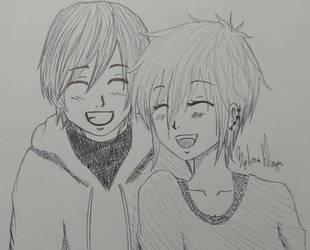 Happiness by ChaosAna13