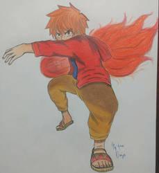 Fire Punch! by ChaosAna13