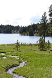 blackhawk lake by BrokenSpaceAngel