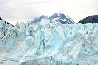 margerie glacier by BrokenSpaceAngel