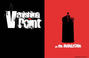 Vanishing Point: Book Cover by Rat-Hobo