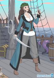 Pirate Me by IrishSkye