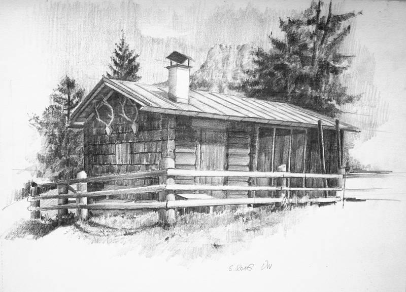 Pencil Drawing by ocsana