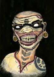 Xipe Totec by punkemon182