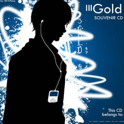 III Gold souvenir CD by np1