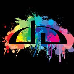 deviantArt logo1 by np1
