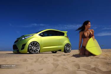 Chevrolet Beat Concept by 46sanduhr