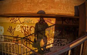 Self-portrait by photodeus